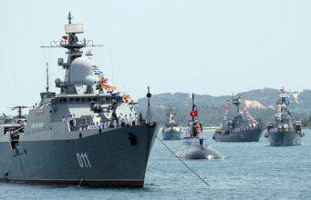 Hải quân Việt Nam ngày nay đã được đầu tư mạnh về trang thiết bị để sẵn sàng bảo vệ biển đảo Tổ quốc